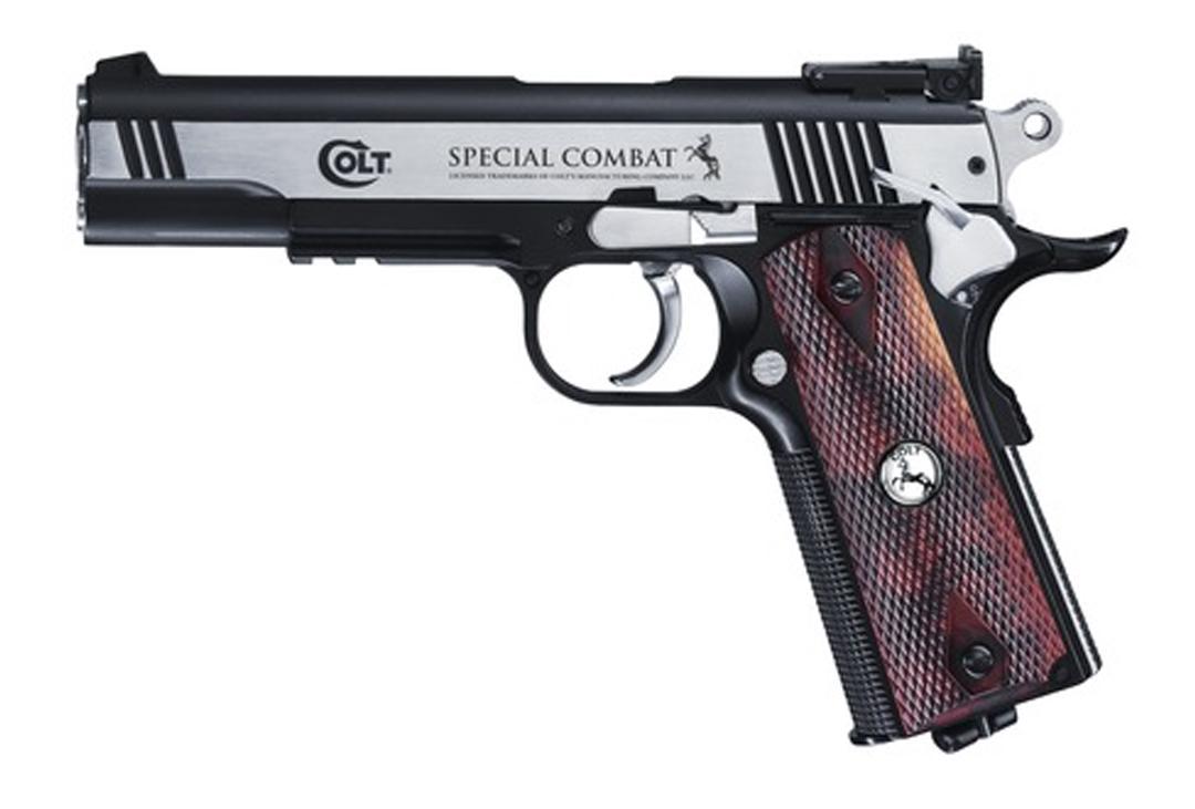 въздушен пистолет Colt Special Combat Classic