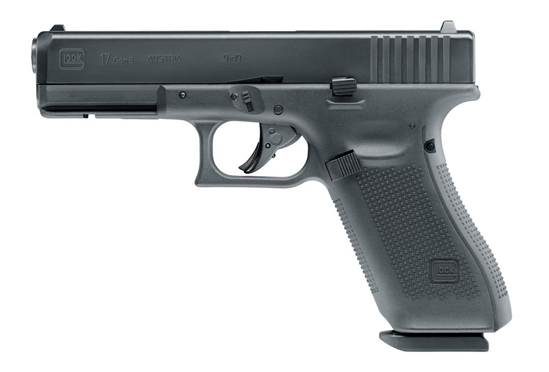 газов пистолет GLOCK 17 Gen5