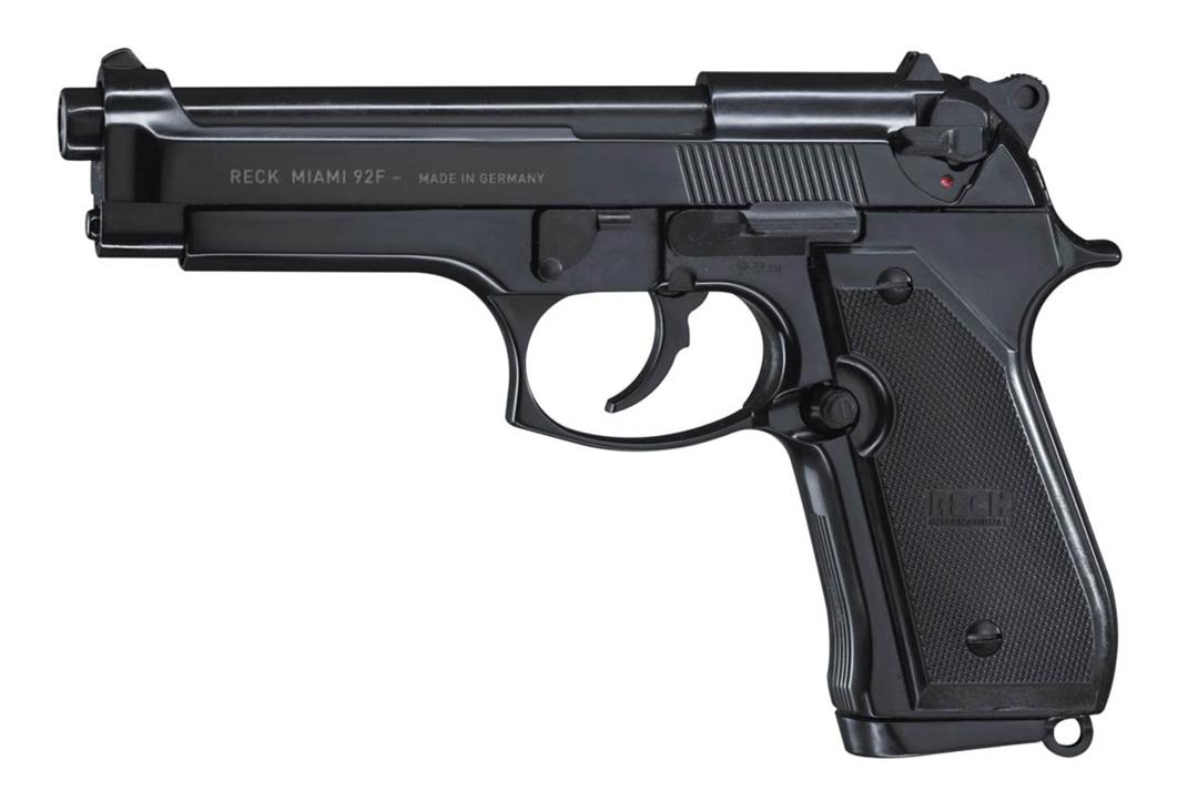 газов пистолет Reck Miami 92 F