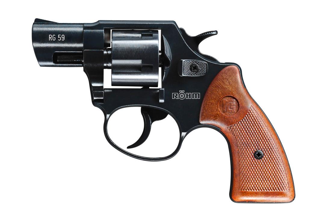 газов револвер Röhm RG 59