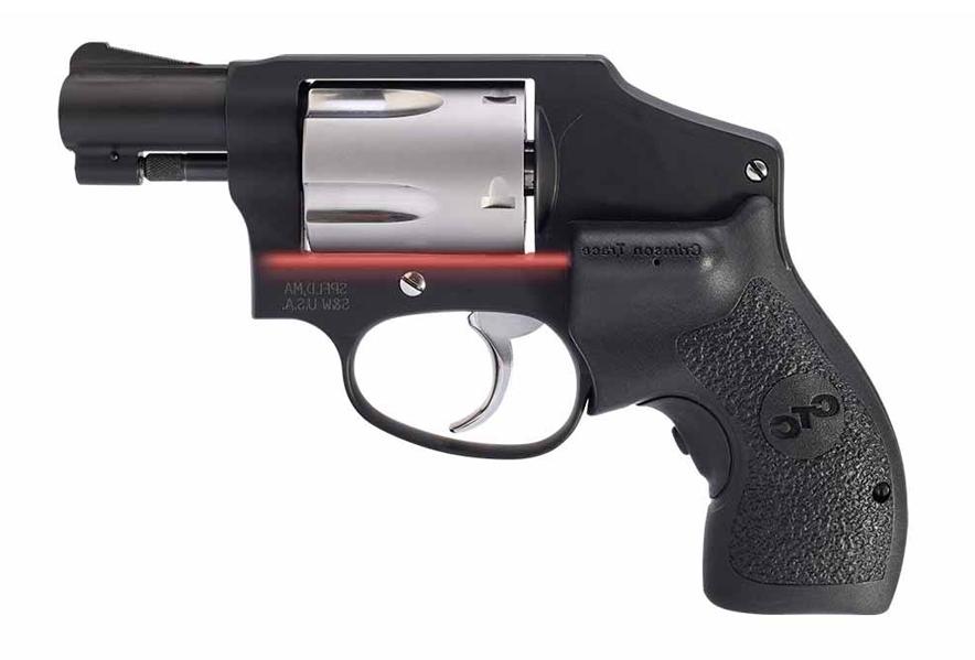 PERFORMANCE CENTER® MODEL 442 CRIMSON TRACE® LG-105 LASERGRIPS®
